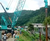 第二薮神発電所新設工事