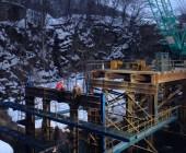 滝野(発)発電所専用橋取り替え並び関連撤去工事